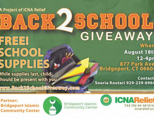 Free Back Bags and School Supplies this 8/18: