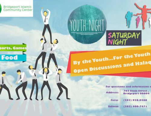 Youth Night Every Saturday