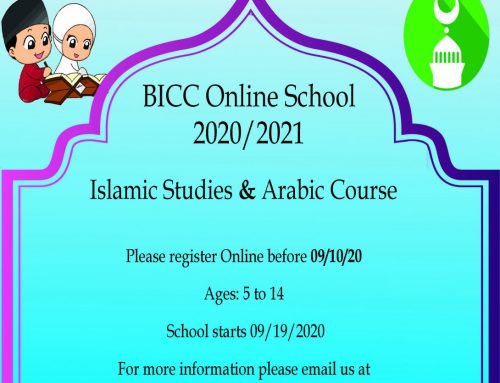 BICC School Distance Learning 2020-2021